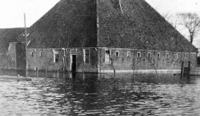 Inundatie en de waterlinie