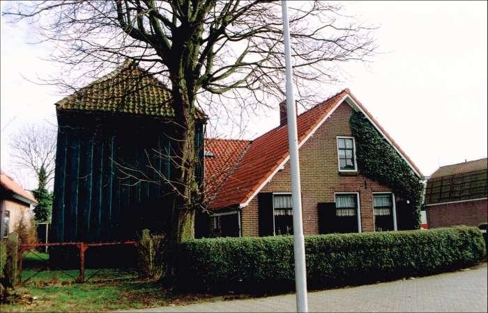 Westergeest 61 de boerderij van a winter is en unieke combinatie van huis stal en kapberg - Huis verlenging oud huis ...